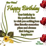 happy birthday quotes and poems  150x150 Happy Birthday Quotes and Poems