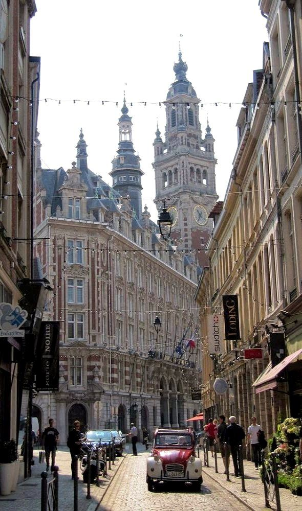 Lille, France  Find Super Cheap International Flights to Lille, France ✈✈✈ https://thedecisionmoment.com/cheap-flights-to-europe-france-lille/