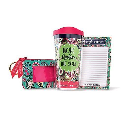 Tervis 16 oz. Simply Southern Hope Gift Bundle 16 oz. Travel Tumbler  | eBay