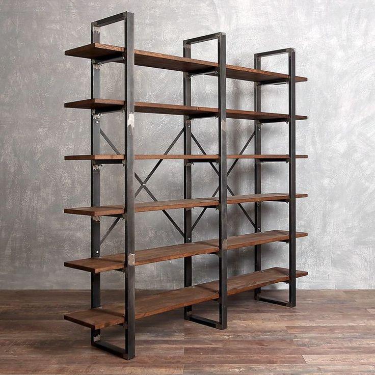 Купить СТЕЛЛАЖ БЕЛФАСТ от фабрики Pilorama | гостиные - mebelstock.com товары для дома и элитная мебель