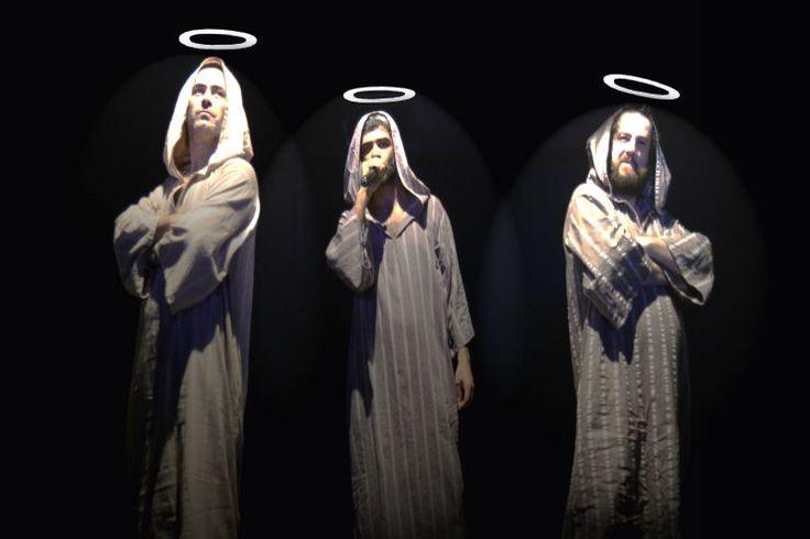 """""""Όλη η Βίβλος"""" στο Θέατρο Χορν κάθε Δευτέρα και Τρίτη από 12/10 Χορηγός Επικοινωνίας Web Music Radio"""