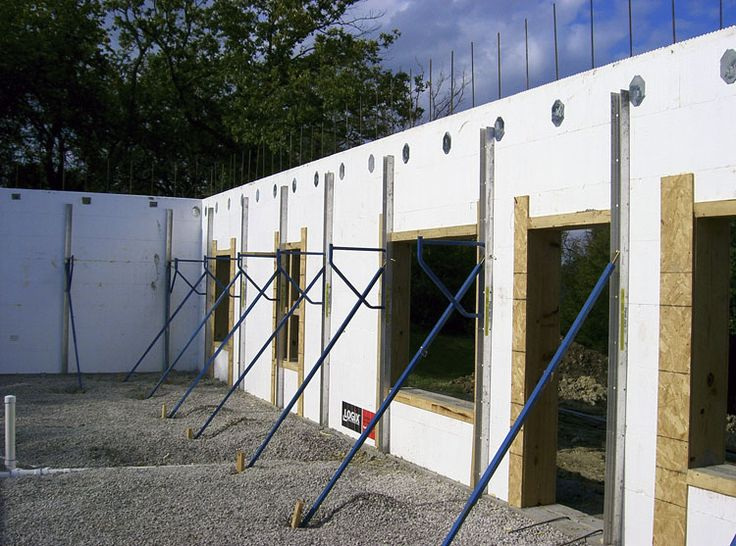17 best images about insulated concrete forms on pinterest On insulated concrete form construction