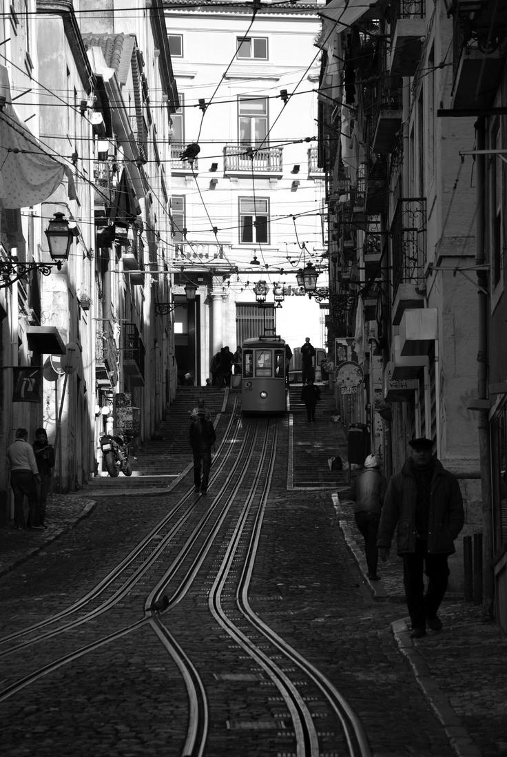Bica #Lisboa ©Luis Novo