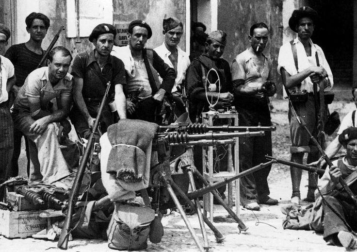 Historia: La Columna de Hierro: el terror puro y duro en la Guerra Civil. Noticias de Alma, Corazón, Vida