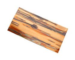 "Lillypilly Enchantment Patina Copper Sheet 3""x6"", 36 gauge ..."