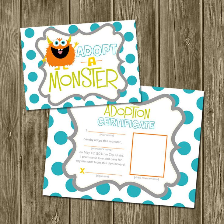 151 best Monster party images on Pinterest | 1st year, DIY and ...