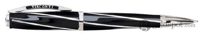 Visconti Black Divina Ballpoint Pen