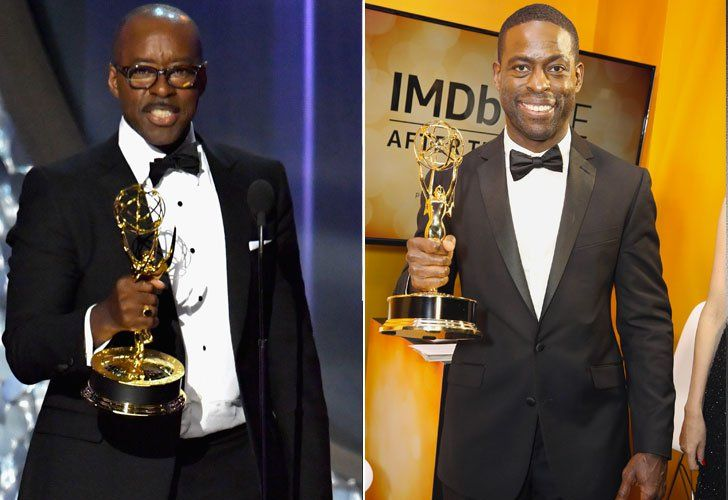 8 Times the 2016 Emmys Celebrated Diversity Courtney B. Vance and Sterling K. Brown's Wins