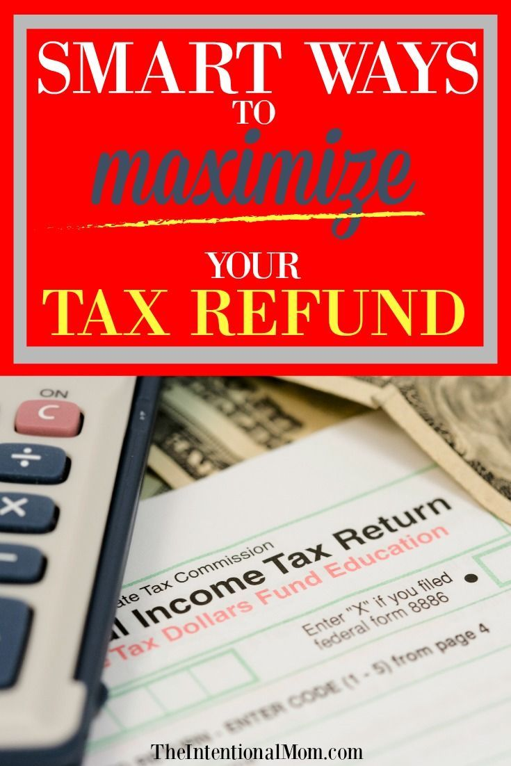 How To Get The Most From Income Tax Return