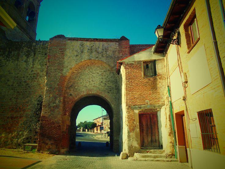 Arco de San Miguel.