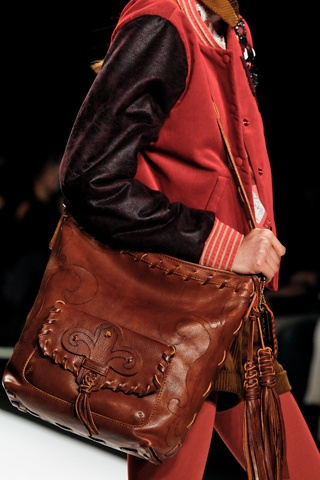 Anna Sui for Coach- interesting collaboration. Great bag.