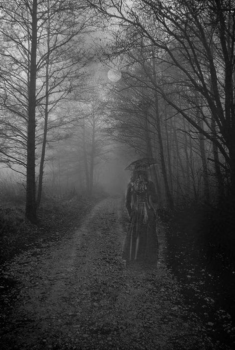 Haunted Woods | Places that go bump in the night!! | Pinterest