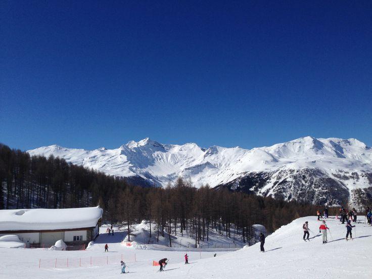 Skiiing