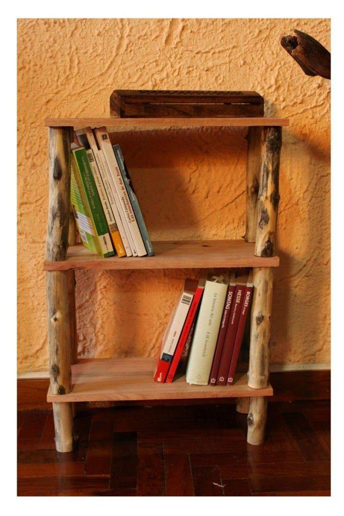 50 Ideas decorativas y útiles para hacer con troncos de madera. - Vida Lúcida