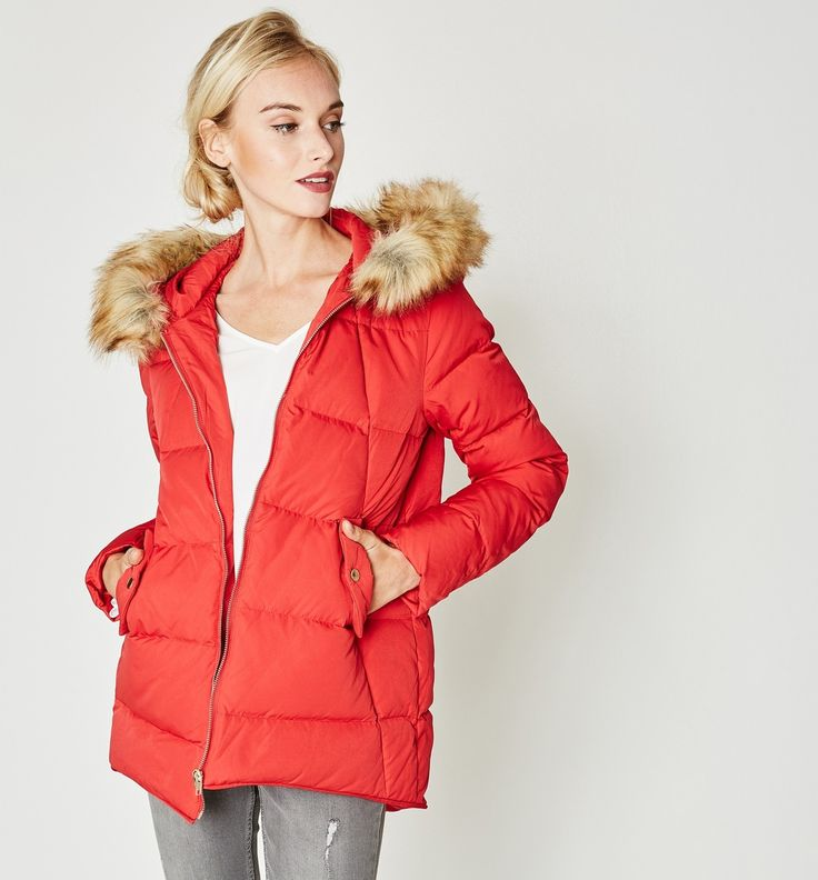 Warme Daunenjacke Jetzt bestellen unter: https://mode.ladendirekt.de/damen/bekleidung/jacken/daunenjacken-und-steppjacken/?uid=7eb8e404-ff9d-5902-a420-518355cfe597&utm_source=pinterest&utm_medium=pin&utm_campaign=boards #steppjacken #daunenjacken #bekleidung #jacken