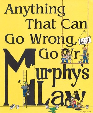 Murphy's Laws in the Stock Markets - Developing Trading Strategies: 1.Sometimes it takes several years to recognize the obvious. 2...