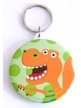 12 Dinosaur Picture Bag Tag, The Perfect Party Bag Filler and Reminder of Your Childs Party - Included in the deluxe packs only $175 - www.strawberry-fizz.com.au
