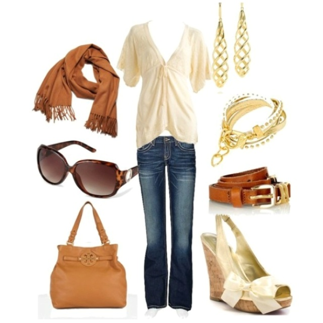 Brown&Creme.Shoes, Woman Fashion, Casual Outfit, Style, Shirts, Closets, Clothing, Colors, Casual Looks