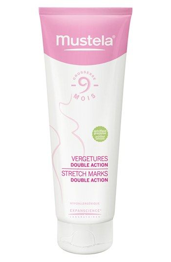 Mustela® 'Stretch Marks Double Action' Cream available at #Nordstrom