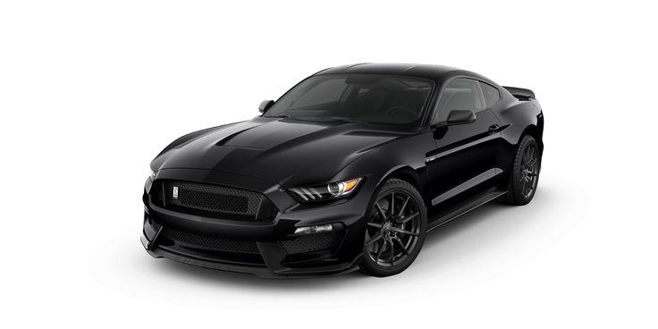 Ford Mustang 2017 - Équiper et obtenir un prix