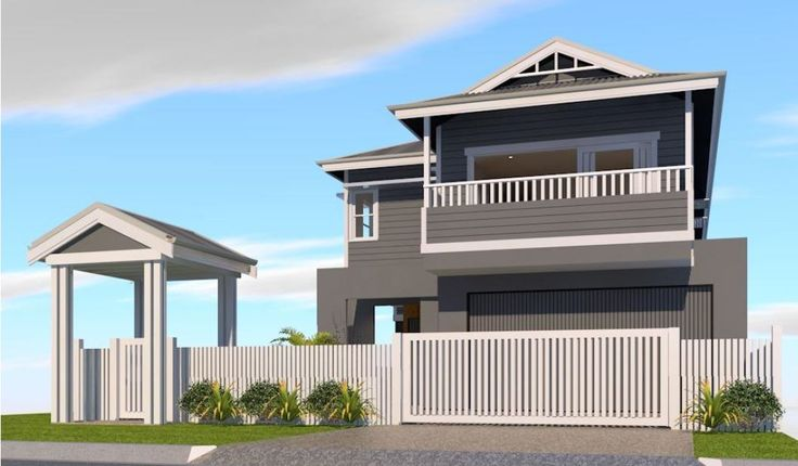 A renovation design for a property in Hendra.