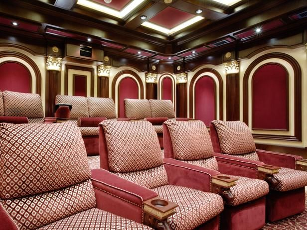 Home Theater Seating Ideas: Pictures, Options, Tips U0026 Ideas Part 91