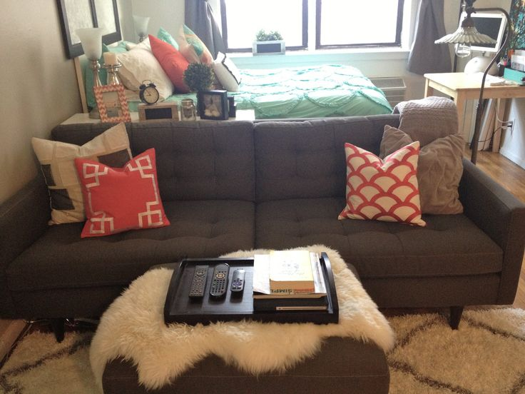 25 Best Bedsitter Images On Pinterest Home Ideas Small Apartments And One Room Flat