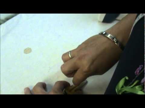 Elizabeth De Abreu - Como hacer Sesgo (Parte 2) - YouTube
