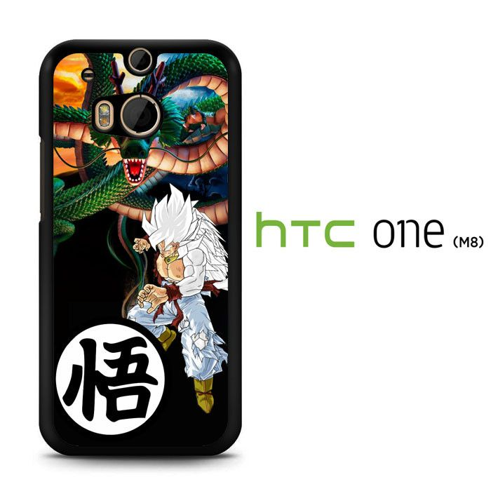 Son Goku super saiyan 10 C0331 HTC One M8 Case