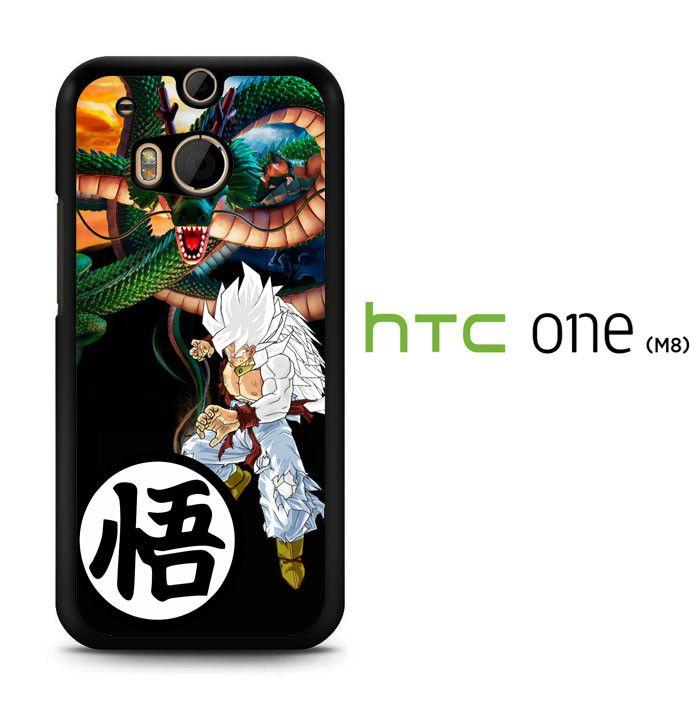 Son Goku super saiyan 10 C0331 HTC One M8 Case