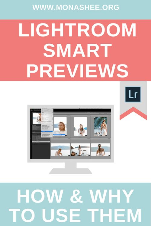 This photography tutorial will show you how and why to use  Lightroom smart previews. https://monashee.org/lightroom-smart-previews/