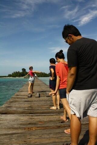 Pulau Tidung, Photo By @putuagnia