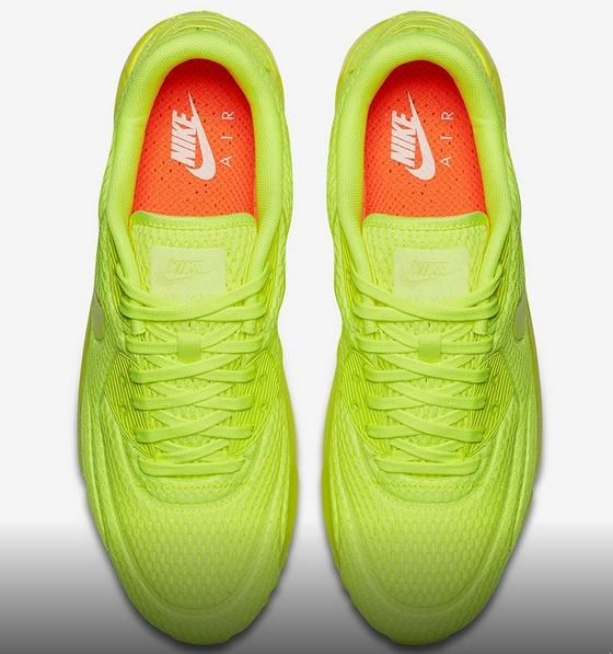 Latest Nike Shoes Released: Nike Air Max 90 Ultra BR Sneaker Shoe 2016