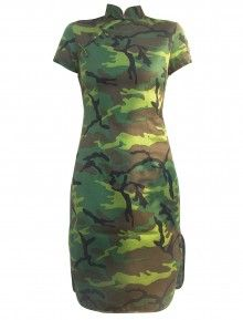 Short Guerilla Dress
