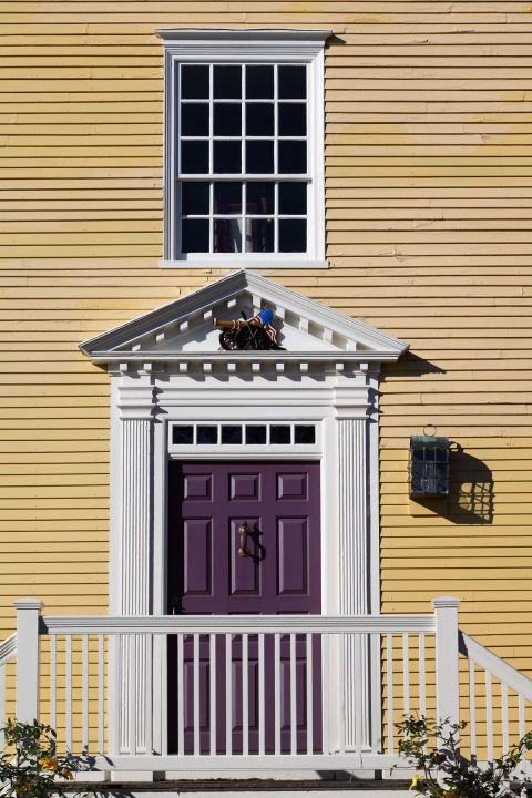 25 best ideas about purple front doors on pinterest what does art mean what is bold and what - Purple exterior paint image ...