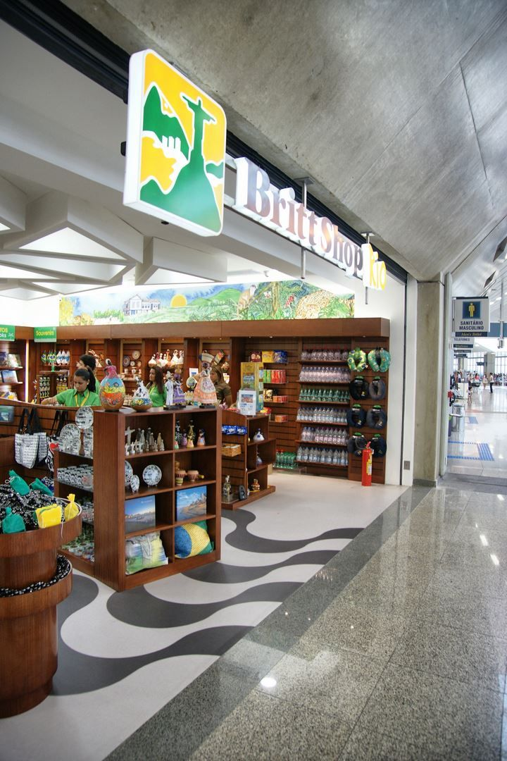 Britt Shop Rio de Janeiro