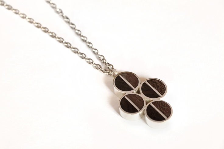Crossroads Necklace_ The Path collection Tohum by Verda Alaton