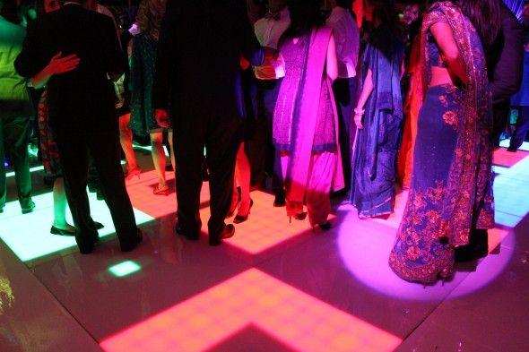 Chicago LED Dance Floor Design