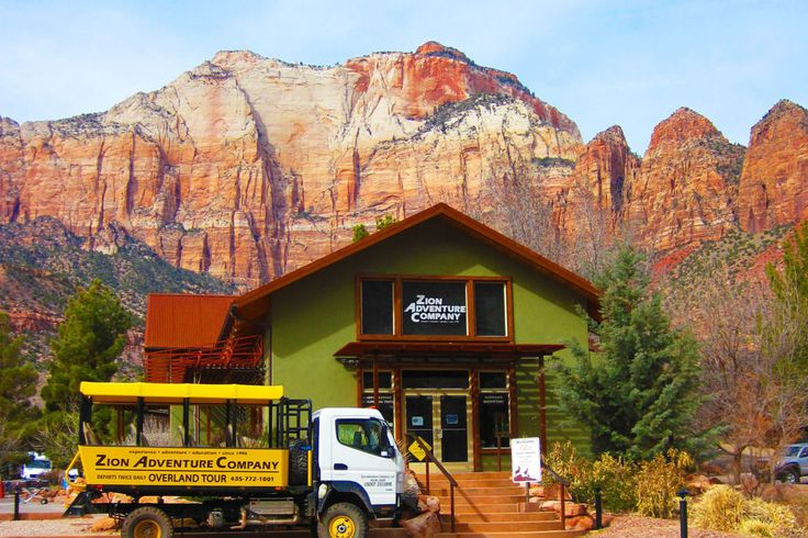 Zion Adventure Company is a rental company conveniently located near the entrance to Zion National Park. They provide services such as rental gears, guided hikes and canyoneering, rock climbing and other outdoor activities. The sole purpose of our visit, however, was to rent gear in preparation for our hike to The Narrows. I called ahead of time to make sure if we need reservations to rent their gear. I was told that reservations are only required for groups of 8+ for the warm water package…