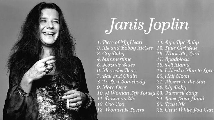 Very Best of Janis Joplin Album - lyrics.com