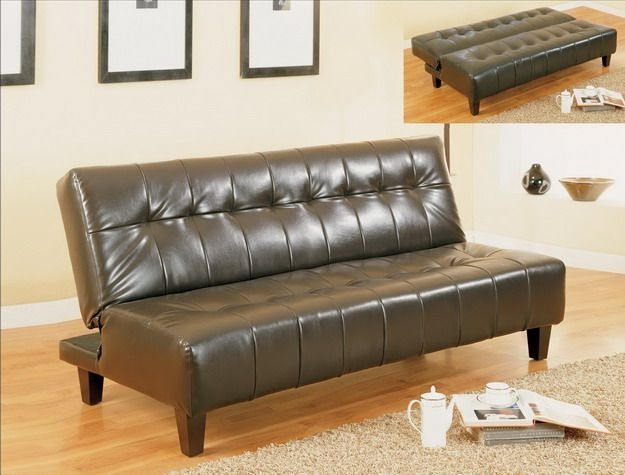 """NEW """"Marco"""" Klick Klack. This is a futon style sofa bed ..."""