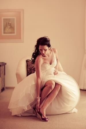 #weddingconcepts #weddingshoes #fortheloveofshoes Photography by: Vivid Blue