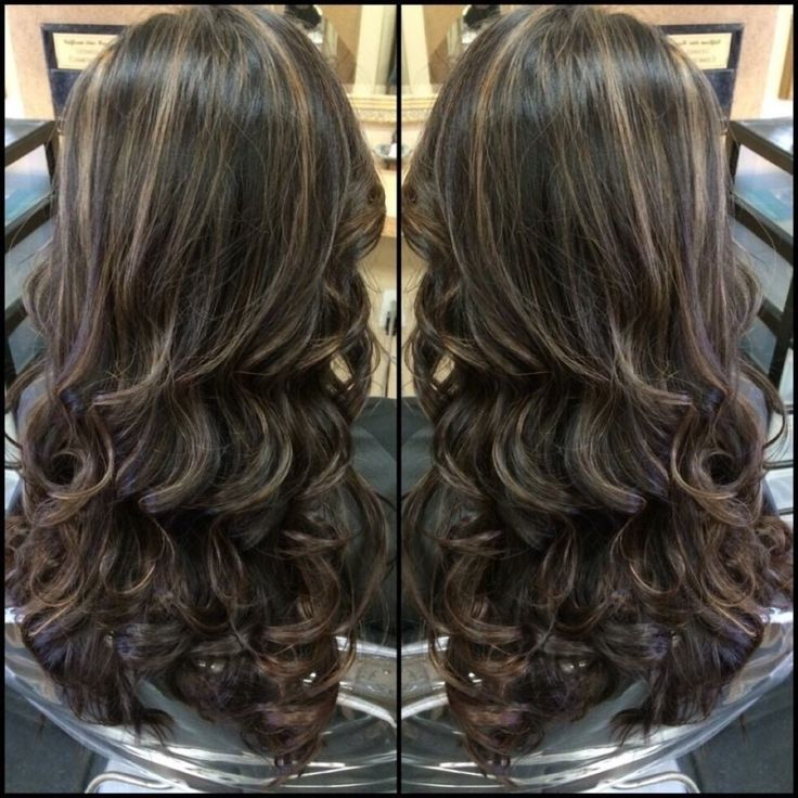 25 beautiful dark chocolate hair color ideas on pinterest dark dark chocolate hair color with caramel highlights best boxed hair color brand check more at pmusecretfo Images