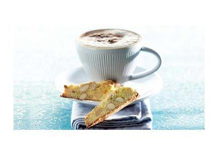 Italienske biscotti opskrift - Delikate kager til kaffen - Se mere - Odense Marcipan