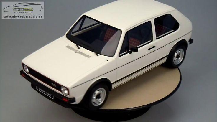 VW GOLF l GTi Ottomobile 1/12