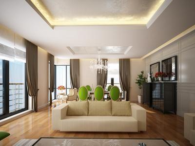 Bien choisir ses rideaux de salon blog and salons for Habiller fenetre salon