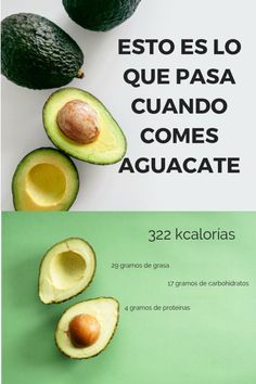 Esto es lo que pasa cuando comes AGUACATE  #runfitners #salud #aguacate Guacamole, Runner Tips, Quesadilla, Avocado, Veggies, Keto, Fruit, Desserts, Food