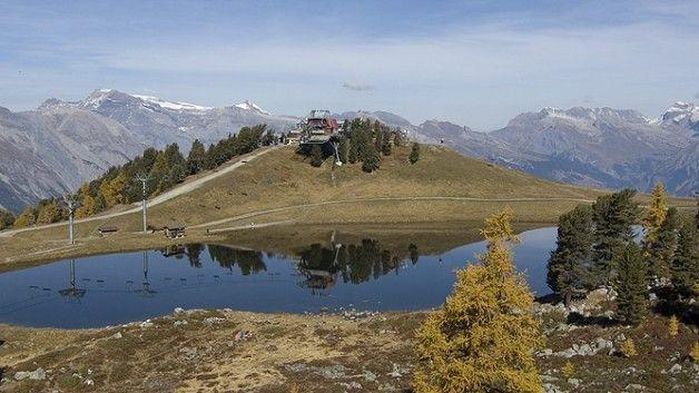 Lac du Tracouet, Haute Nendaz