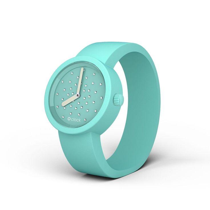 Fullspot.bg: O Clock CRISTAL Turquoise