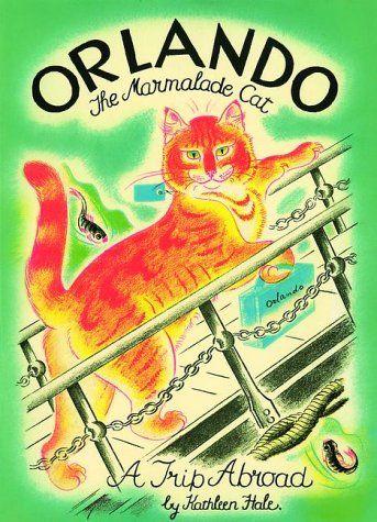 Orlando (the Marmalade Cat): A Trip Abroad